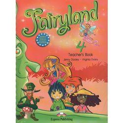 Fairyland 4 Teacher's Book (opr. miękka)