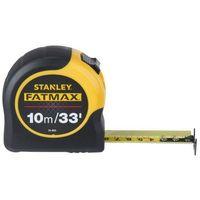 Miary i taśmy, STANLEY Miara stalowa FatMax Bladearmor 10m/32mm 33-811