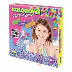 Zestaw do manicure Kolorowe paznokcie - DROGO? NEGOCJUJ NA STRONIE!