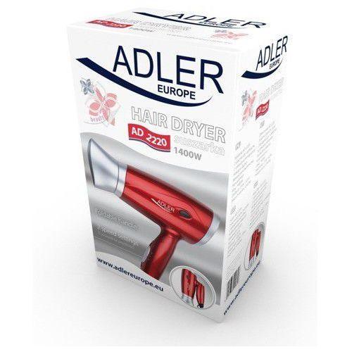 Suszarki do włosów, Adler AD 2220