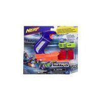 Kolejki i tory dla dzieci, Nerf Nitro Throttleshot Blitz, niebieski - Hasbro