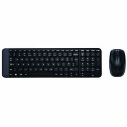 Logitech MK220 Wireless Desktop
