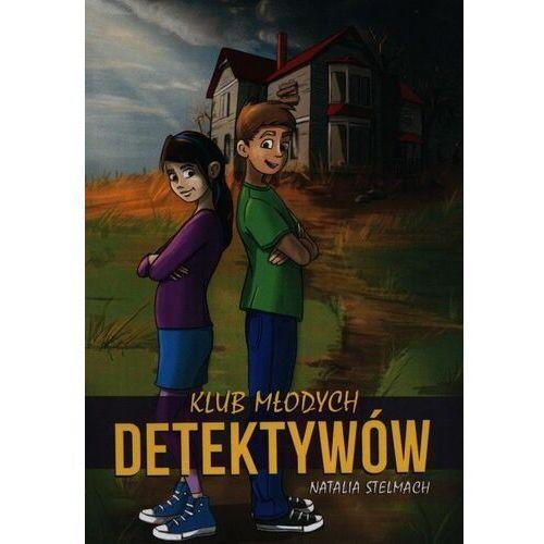 Książki dla dzieci, Klub Młodych Detektywów (opr. broszurowa)