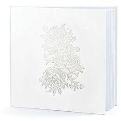 Księga gości weselnych Piwonie - 22 kartki