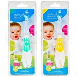 BRUSH-BABY BabySonic PRO szczoteczka soniczna dla dzieci w wieku 0-3