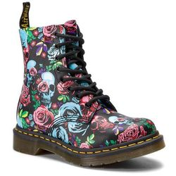Glany DR. MARTENS - 1460 Pascal Rose 24427102 Multi