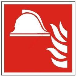 Znak Zestaw sprzętu ochrony przeciwpożarowej