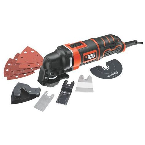 Szlifierki i polerki, Black&Decker MT300KA