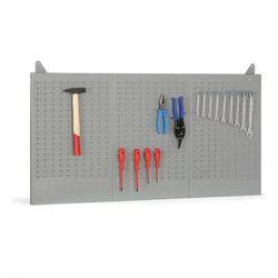 Zawieszana ścianka na narzędzia