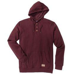 Bluza Regular Fit bonprix czerwony klonowy