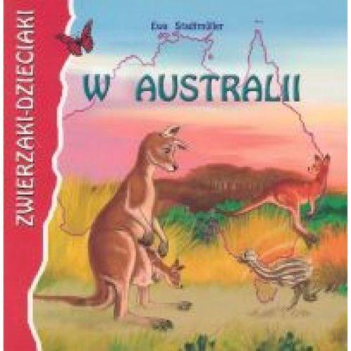 Książki dla dzieci, Zwierzaki-Dzieciaki W Australii (opr. miękka)