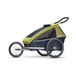 Przyczepka rowerowa / wózek biegowy CROOZER Kid for 2 Next Generation - 2018