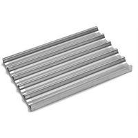 Blachy do pieczenia gastronomiczne, Hendi Blacha do bagietek, aluminium | 600x400 mm | perforowana - kod Product ID