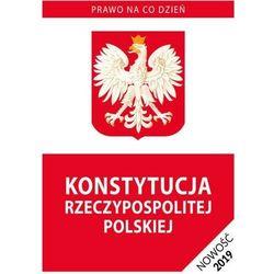 Konstytucja Rzeczypospolitej Polskiej 2019 (opr. broszurowa)