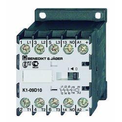 4 polowy / 4kW / 9A / 24V AC / 4Z K1-09D00-40 24