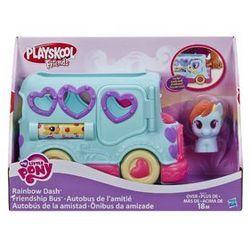 Playskool My Little Pony Autobus przyjaźni Rainbow Dash