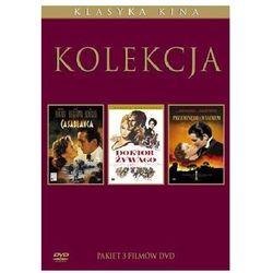Złoty wiek kina. Pakiet największe romanse wszech czasów (5xDVD) - Michael Curtiz, Victor Fleming, David Lean