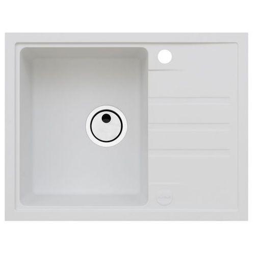 Zlewozmywak intermezzo 30 (62x48) 11 biały + darmowy transport! marki Alveus