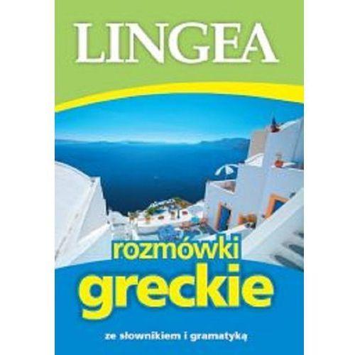Książki do nauki języka, Lingea rozmówki greckie - Praca zbiorowa (opr. miękka)