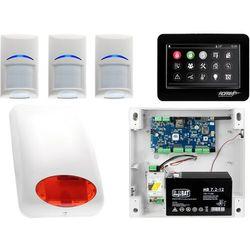 Alarm System Ropam NeoGSM-IP 3x Bosch TPR-4BS Sygnalizator Powiadomienie GSM