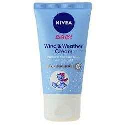Nivea Baby Wind & Weather Cream krem do twarzy na dzień 50 ml