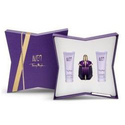SET MUGLER ALIEN EDP 30ML + BODY LOTION 50ML + SHOWER GEL 50ML