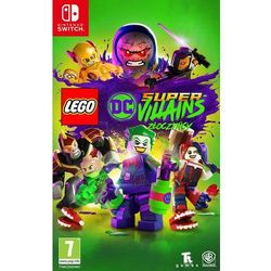 LEGO DC Super Villains (Super Złoczyńcy) PL Switch