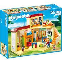 Klocki dla dzieci, Playmobil CITY LIFE Przedszkole promyk słońca 5567 rabat 10%