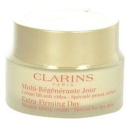 Clarins Extra-Firming krem liftingujący przeciw zmarszczkom na dzień do skóry suchej (Extra-Firming Day Cream Wrinkle Lifting Cream for Dry Skin) 50 m