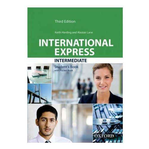 Książki do nauki języka, International Express 3E Intermediate SB OXFORD (opr. broszurowa)