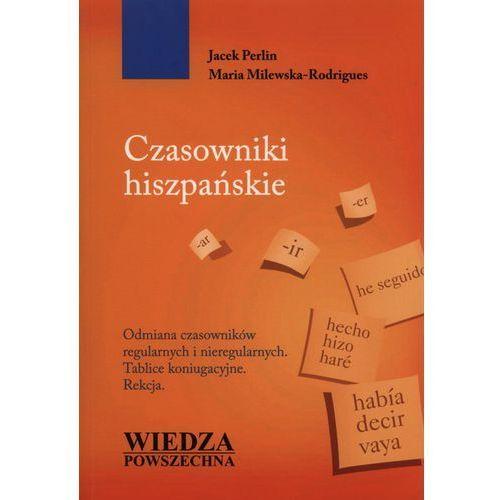 Książki do nauki języka, Czasowniki hiszpańskie (opr. miękka)