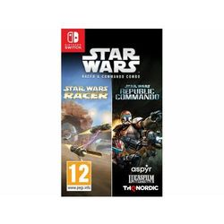 LUCASFILM GAMES Star Wars Racer and Commando Combo Nintendo Switch