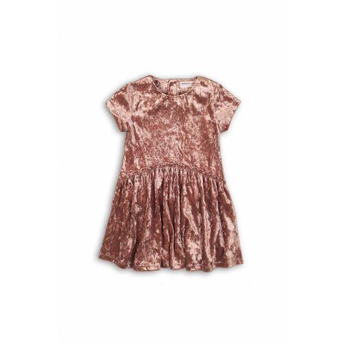 Sukienki dla dzieci, Sukienka dziewczęca różowa 6K39AF Oferta ważna tylko do 2031-10-22