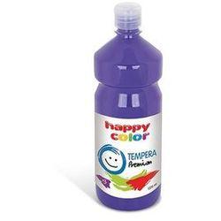 Farba HAPPY COLOR Tempera 1l. fioletowy