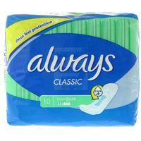 Podpaski, Podpaski higieniczne Always Classic Normal (10 sztuk)