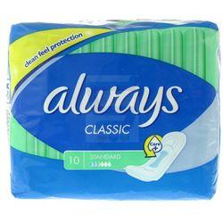 Podpaski higieniczne Always Classic Normal (10 sztuk)