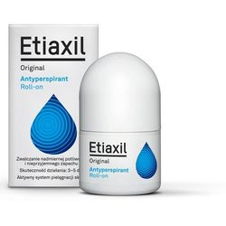 ETIAXIL ORIGINAL Antyperspirant płyn 15ml