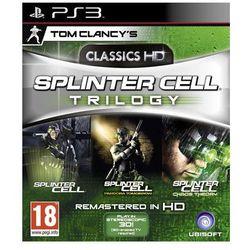 Splinter Cell Trylogia (PS3)