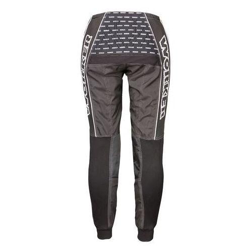 Pozostała odzież motocyklowa, Spodnie Motocross WORKER Razzor Senior, Czarny, XL