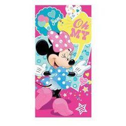 Ręcznik Licencja nr 576 Myszka Minnie 70x140