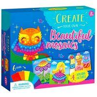 Kreatywne dla dzieci, Mozaika do wyklejania w pud.