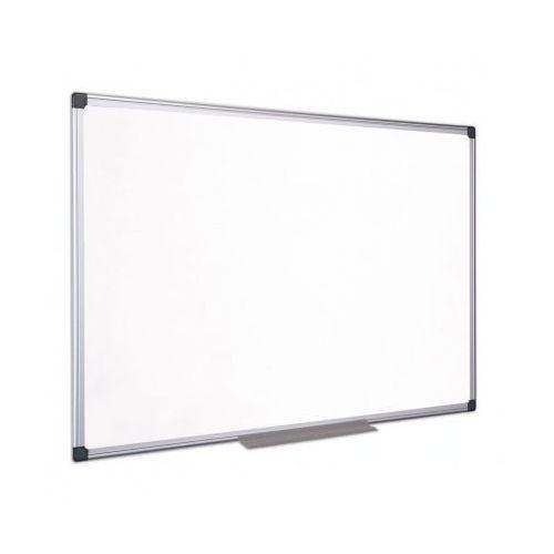 Tablice szkolne, Biała tablica do pisania, niemagnetyczna - 900x600 mm