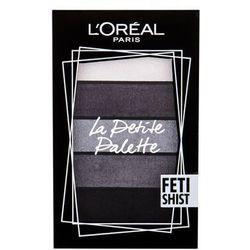 L'Oréal La Petite Palette Eyeshadow 5 x 0,8 g (cień Fetishist)