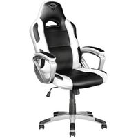 Fotele dla graczy, Trust Krzesło gamingowe GXT 705W RYON białe