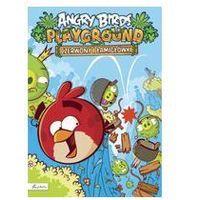 Wycinanki, Angry Birds. Playground. Czerwony i łamigłówki. Książka z naklejkami - Praca zbiorowa