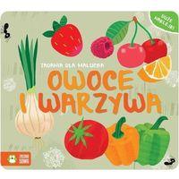 Literatura młodzieżowa, Zadania dla malucha Owoce i warzywa. Darmowy odbiór w niemal 100 księgarniach!
