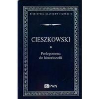 Filozofia, Prolegomena do historiozofii (opr. miękka)