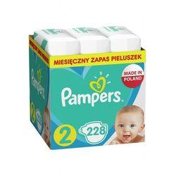 Pieluchy Pampers Activ Baby rozm2 5O41FQ Oferta ważna tylko do 2031-09-23