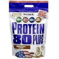 Odżywki białkowe, WEIDER Protein 80 Plus - 500g - Banana