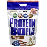 Odżywki białkowe, WEIDER Protein 80 Plus - 500g - Cookie Cream